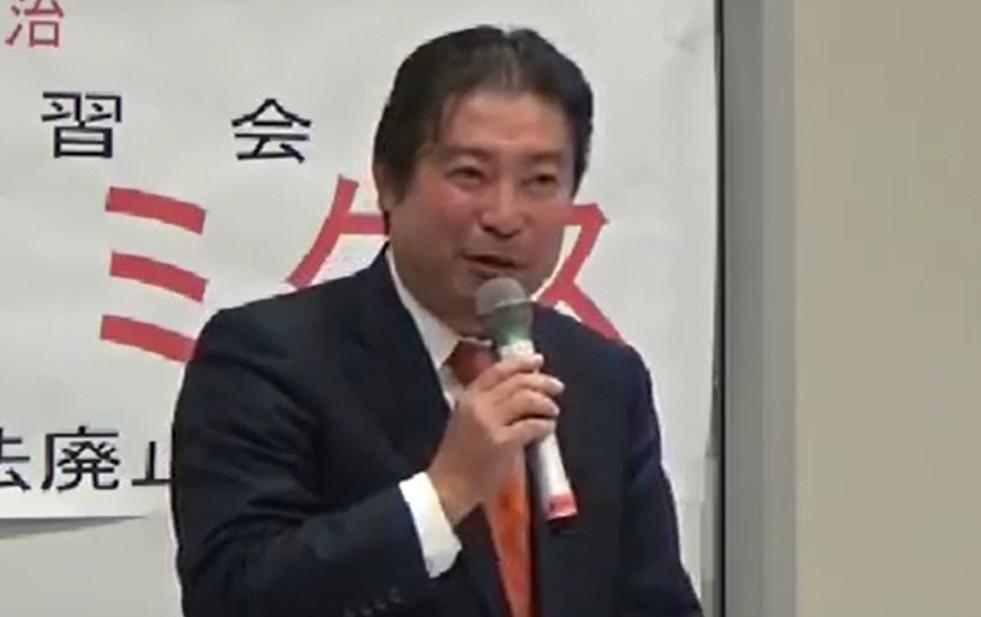 福島伸享氏